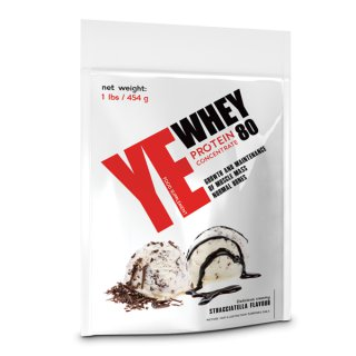 YE Nutrition Whey Protein Concentrate 80 908g