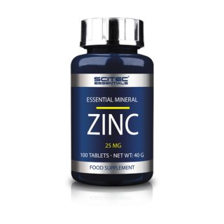 Scitec Nutrition Zink 25mg 100 Tabletten
