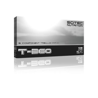 Scitec Nutrition T-360 108 Caps