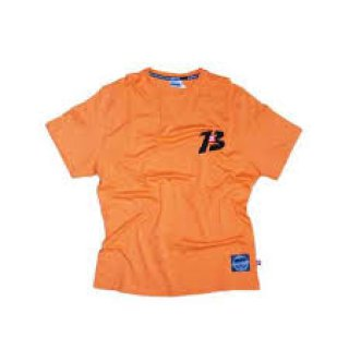 Brachial T-Shirt Sky orange/schwarz S