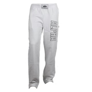 Alpha Industries Track Pant grau M