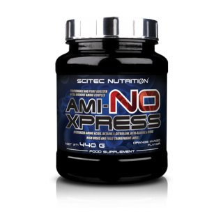 Scitec Nutrition Ami-NO Xpress Orange-Mangogeschmack
