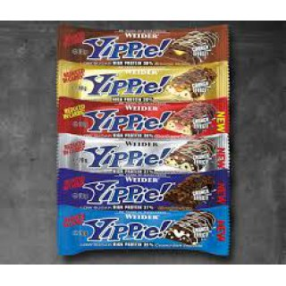Weider YIPPIE! Bar 70 g Riegel Cookies-Double Chocolate